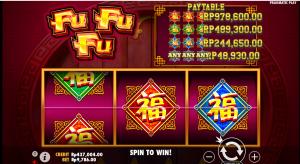 Cara Bermain Slot Fu fu fu