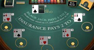 Memilih Situs Blackjack Casino