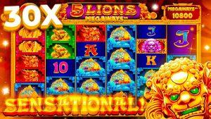 5 Lions Megaways Pragmatic Play Slot